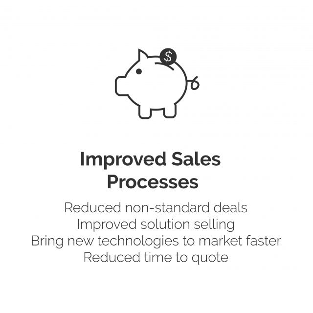 Improved Sales Processes